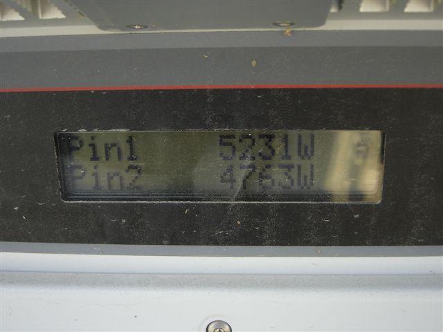Differenza di produzione di pannelli fotovoltaici lavati