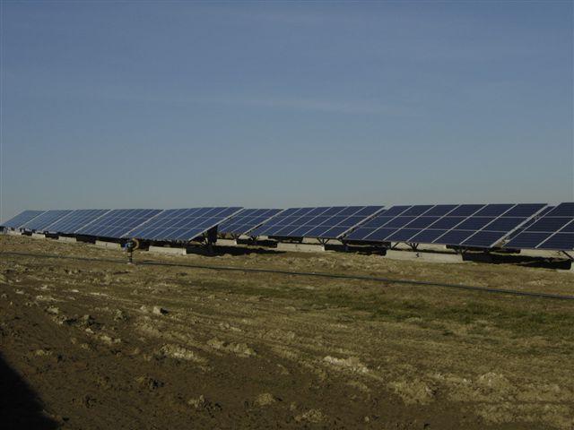 Impianto fotovoltaico su discarica di S.A.BA.R. S.p.A.